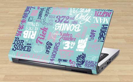120 New Designs for Dell's Laptop Art Studio