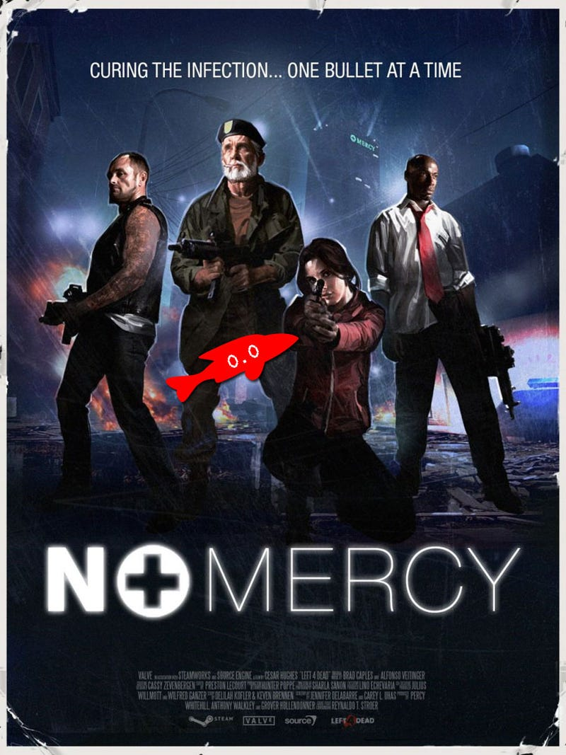 Left 4 Dead's Zoey Has More Fingers Than A GTA Floozy