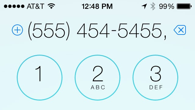 Make Your Phone Automatically Dial Someone's Extension