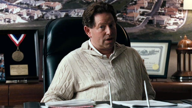 In Moneyball, Activision's Bobby Kotick Plays a Familiar Role