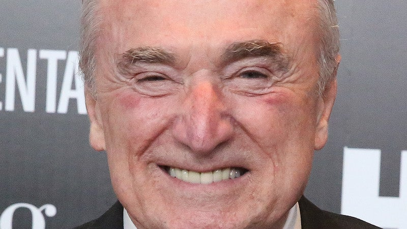 Corruption Scandal Frees NYPD Commissioner Bill Bratton to Make an Ass of Himself in Public