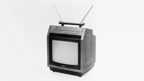 """Sony KV-1375 """"Citation"""" Is Was the Future of Televisions"""