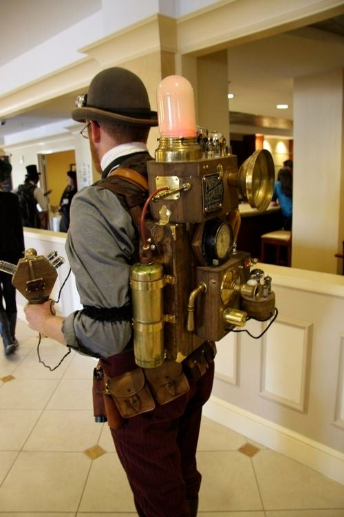 Nova Albion Steampunk Exhibition: The Most Fun You Could Have in the (Alternate) 19th Century