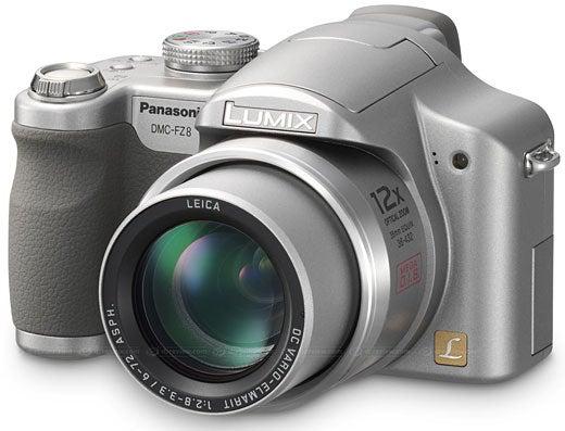 Panasonic DMC-FZ8 Has More Megapixels for $50 Less Than Its Predecessor