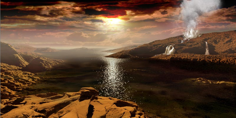 What would an Earthlike exoplanet look like up close?