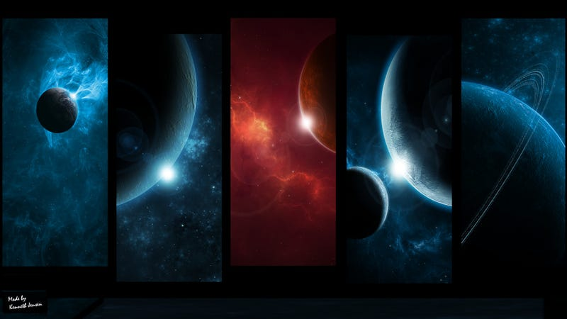 The Most Mind-Blowingly Beautiful Artists' Conceptions of Exoplanets