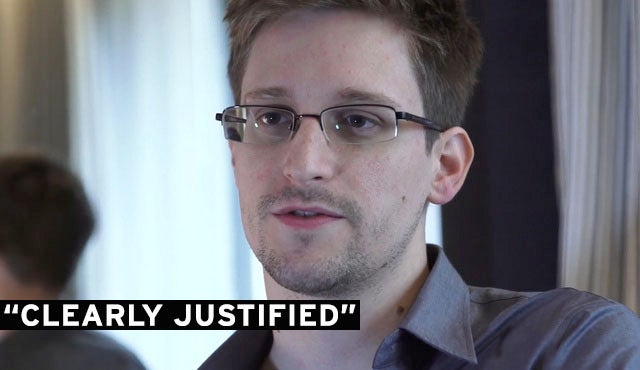 The New York Times Wants Clemency For Edward Snowden