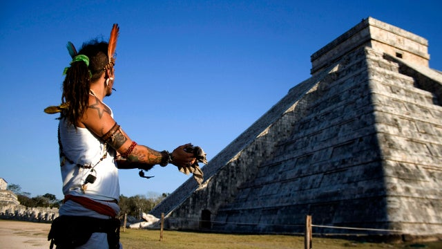 You Know Who Doesn't Believe the World is Ending Tomorrow? The Maya
