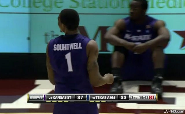 Kansas State Basketball Doesn't Bother Spelling Freshman's Name Rigth