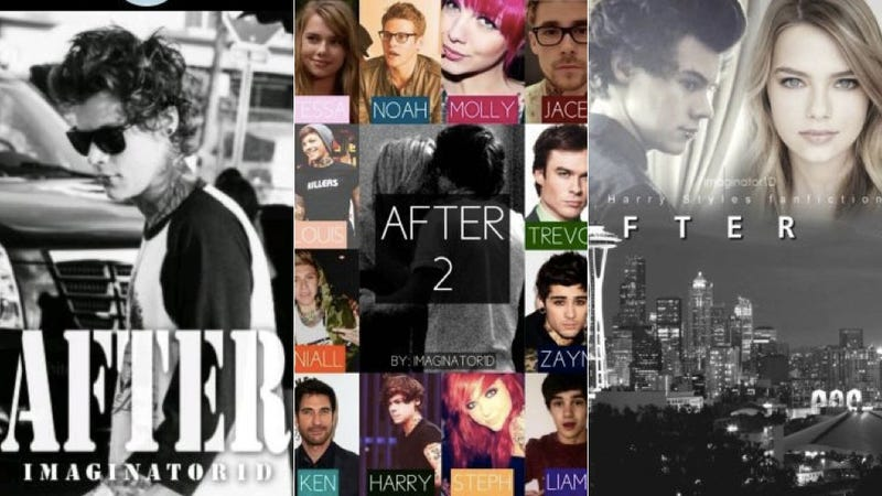 Book Is Supposedly New 50 Shades, But Is Really Just Sloppy Fanfic