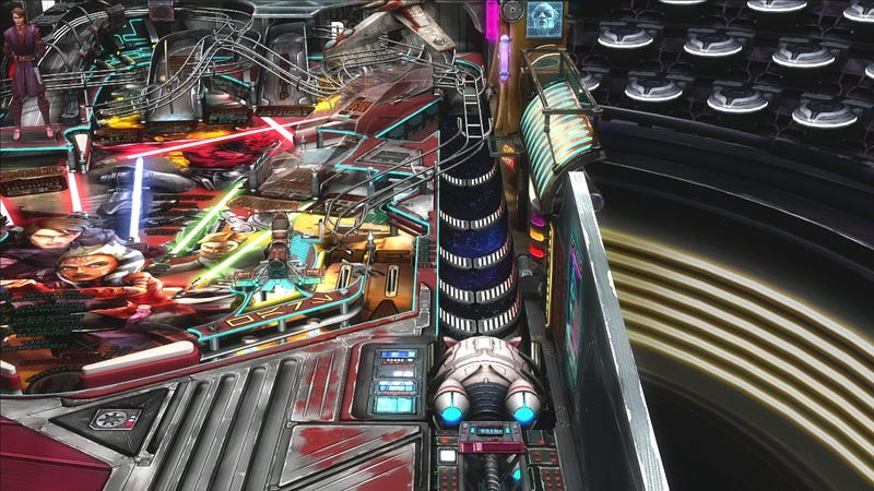 Star Wars Pinball Proposes a Unique Trilogy With Its First Three Tables