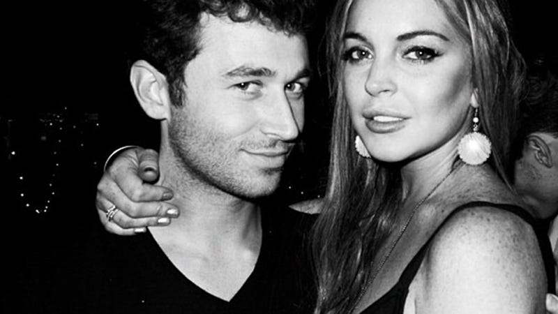 James Deen Diplomatically Explains Lindsay Lohan's Horrid Attitude: 'She Has a Unique Way of Communicating'