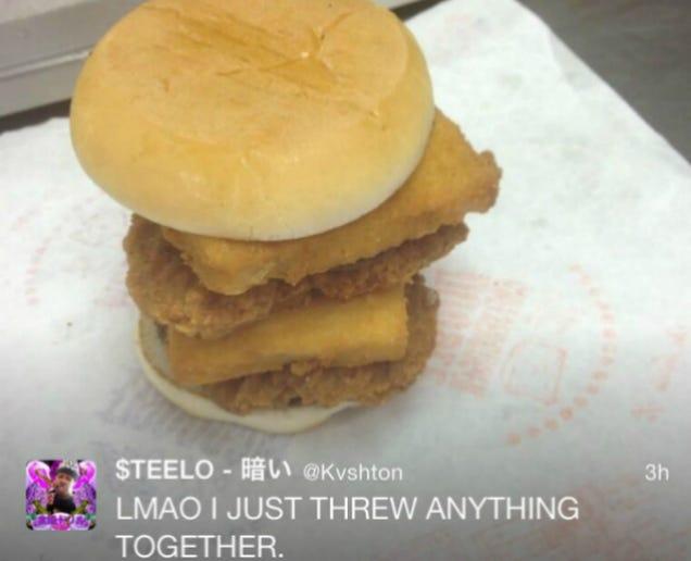 McDonald's Customer Live-Tweets Incredible Hamburglar-esque Adventure