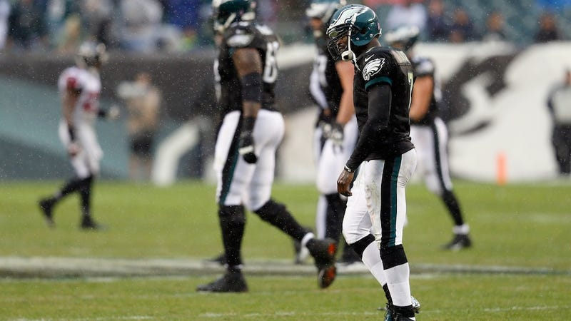The Eagles Are Considering A Quarterback Change, Says Michael Vick