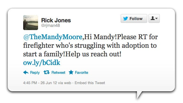 Childless Couple Turns to Twitter to Spread Story of Struggle to Adopt