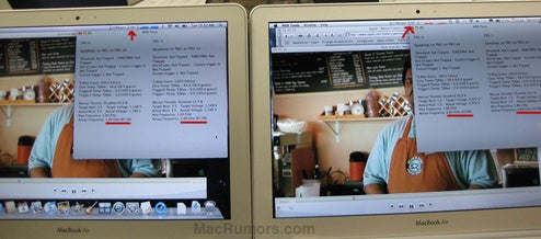 MacBook Air With Nvidia-Powered H.264 Video Playback Runs Less Toasty
