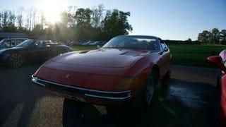 The Drive Cult Daytona at the Journées d'Automne 2014