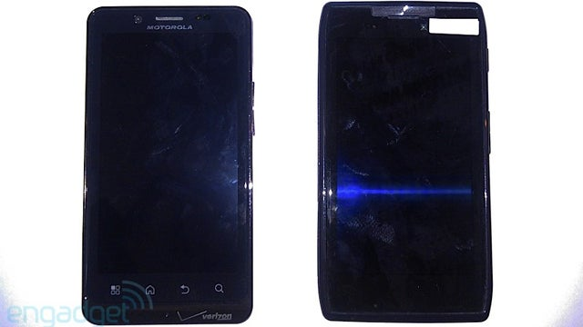 Motorola Droid HD's Latest Leaked Photoshoot Shows Off Slim Build and Big Screen