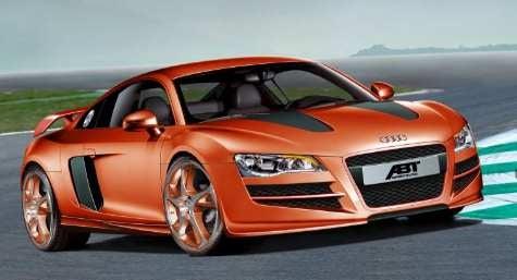 It Had to Happen: Abt-Tuned Audi R8