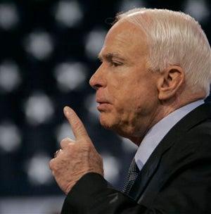 One Of John McCain's Birds Of Prey Falls Prey To Hopeless Dreams