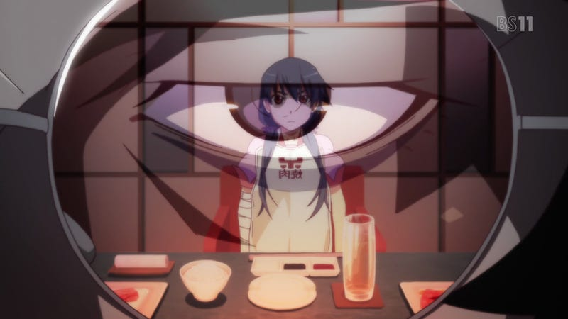 Hanamonogatari Is Little More Than Two Hours of Philosophical Dialogue