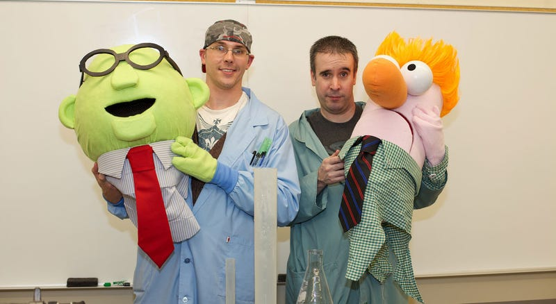 Meet The World Champions Of Muppet Cosplay
