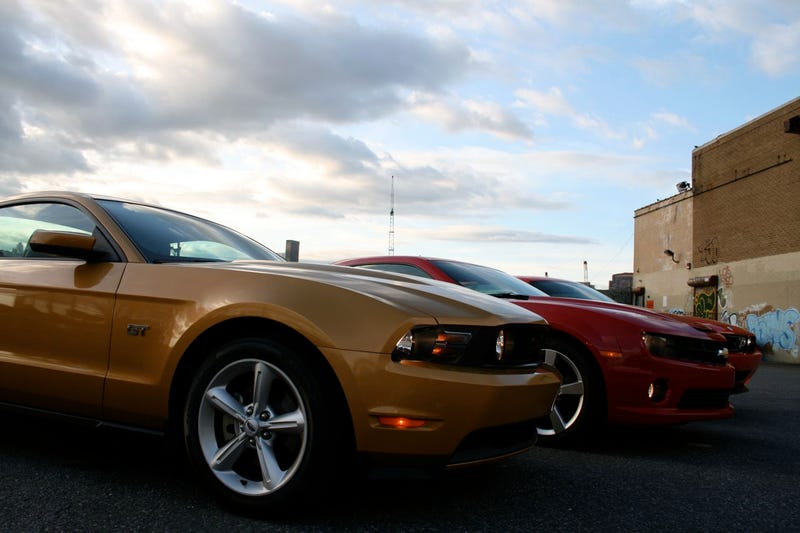Chevy Camaro To Beat Ford Mustang In June Sales?
