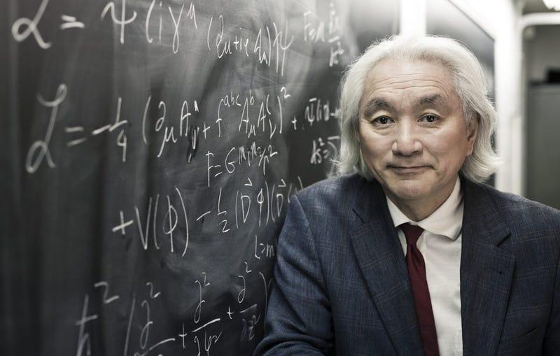 Michio Kaku Talks About The Future of the Mind