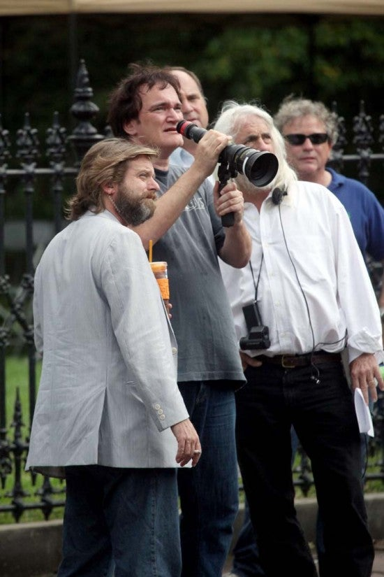 First Look at Tarantino's Django