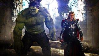 Hulk + Thor