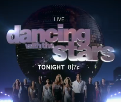LIVE: Dancing with the Stars, Season 10, Week Eight