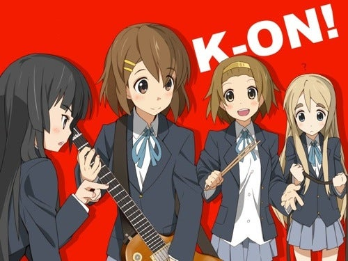 Drawn Rocker Schoolgirls Getting Their Own Video Game