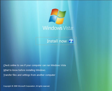 Upgrade to Vista, Lose Your XP Key?