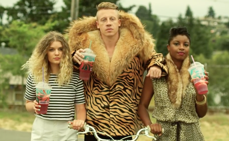 Obama: Don't Do Drugs or You'll End Up Like Macklemore