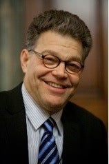 Al Franken Probably Minnesota's Next Senator, But God Knows When