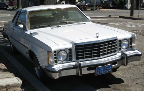 What's Your Favorite Detroit Malaise DOTS Car?