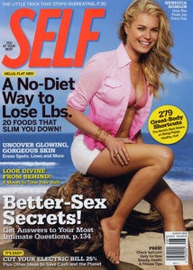 Self Magazine: Just Like All The Others, Only More Annoying