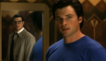 The 200th episode of Smallville = James Marsters, time travel, and a class reunion