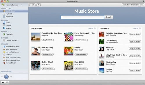 DoubleTwist's Amazon MP3 Store: One Less Reason to Bother With iTunes