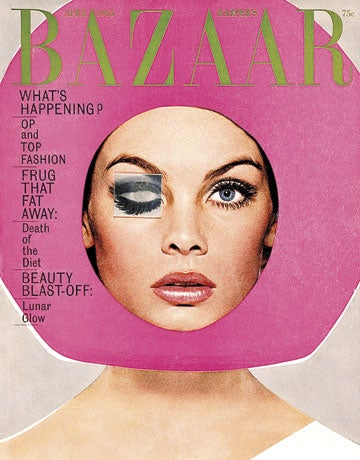So Bazaar: Are High-Fashion Magazines Turning Into Low-Rent Tabloids?