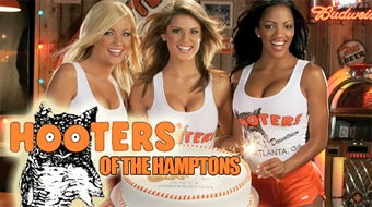 Hooters Hits Hamptons (Or Not)