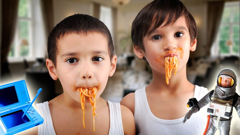 How To Dine Out with Small Children (Without Losing Your Mind)