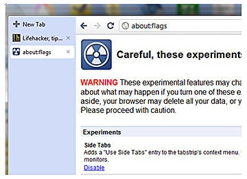 Six Great Experimental Features to Enable in Google Chrome's Labs