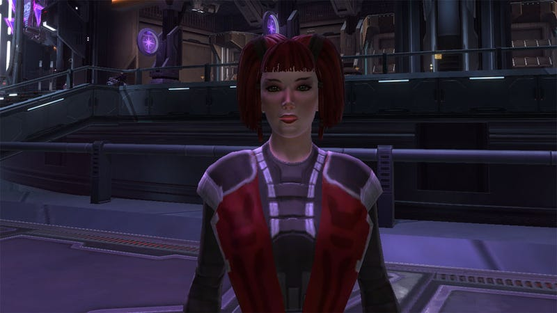 Star Wars: The Old Republic MMO Log Part Three: Force-Feeding Myself Evil