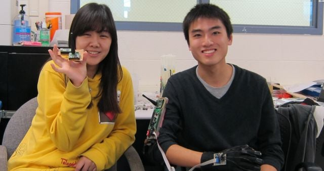 Hacker Challenge Winner: Build a Wireless, Wearable Pointing Device