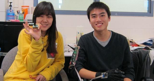 Hacker Challenge Winner: Build a Wireless, Wearable Pointing Device