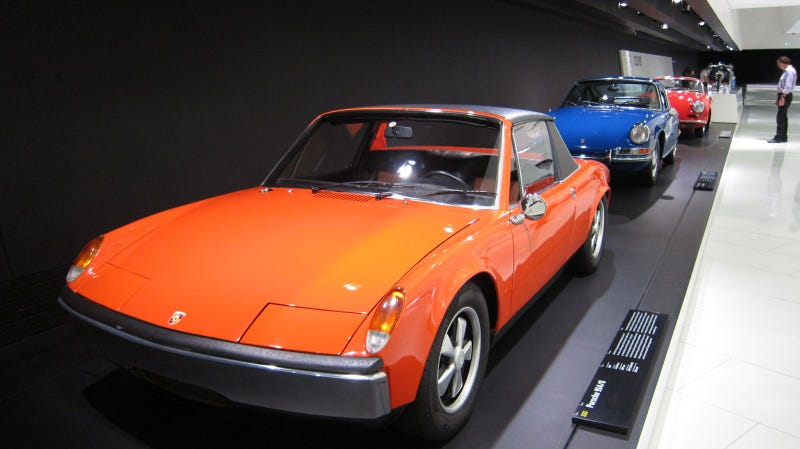 The Porsche 914: A History
