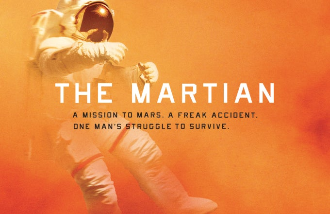 The Martian - Oppo Books