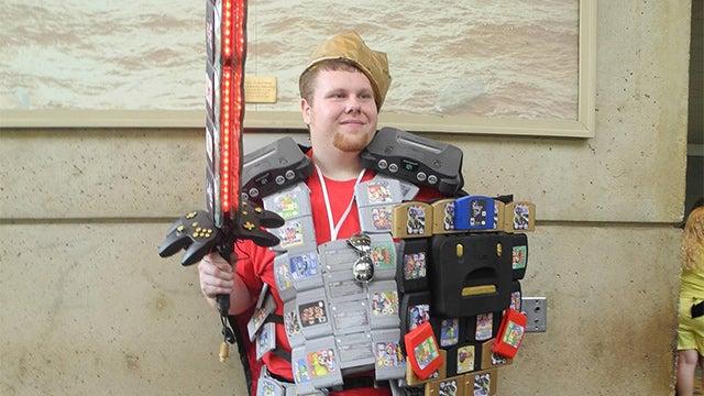 Meet Gary, The King of Nintendo 64