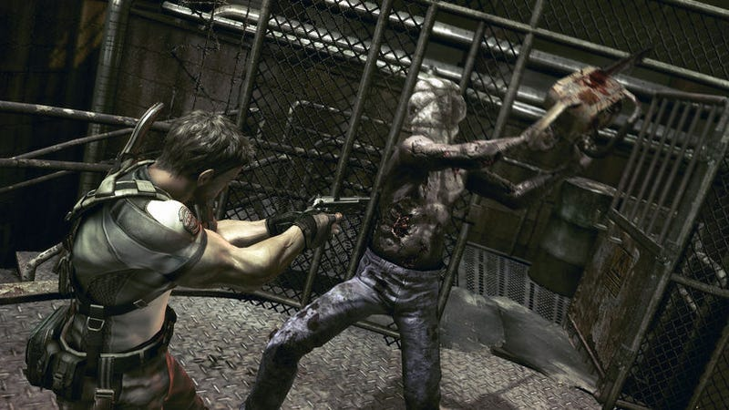 Resident Evil 5 Preview: A Building Sense of Dread